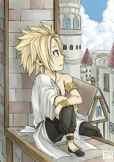 Larcade {Rahkeid} Dragneel | Springan 12 || Fairy Tail
