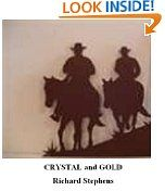 Free Kindle Books - Westerns - WESTERNS - FREE -  Crystal and Gold