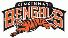 NFL Cincinnati Bengals  Alternate Logo (1997 - 2003)