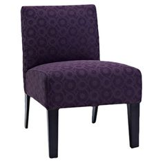 DHI Allegro Ellipse Slipper Chair & Reviews | Wayfair