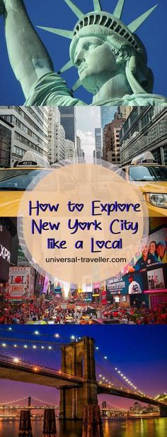 How to Explore New York City like a Local