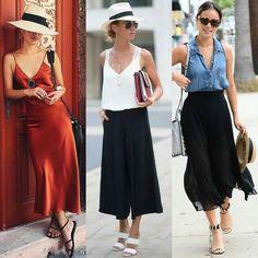 El sombrero solo es para la playa? NOOOOO!!! Aquí os traigo 3 looks street style donde el sombrero le aporta el toque chic sofisticado y veraniego a este jueves!!!  #yestip: Elige prendas sencillas que resalten tu silueta de colores que aporten luz a tu rostro y deja que  el SOMBRERO sea el protagonista.  Feliz día!!!  #asesoradeimagen #tipsdeestilo #streetstyle #tipsdemoda #fashiontips #colortips  #personalshopper #imagenpersonal  #imageconsultant #inspiration  #asesorademoda #tendencias…