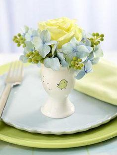 eggcup flower