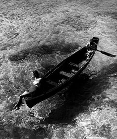 Montego Bay, Jamaica 1946 by Toni Frissell