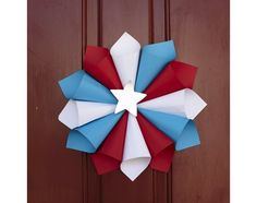 A Star-spangled Welcome - Home and Garden Design Idea's