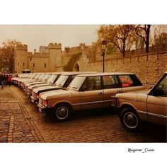 Range Rover Classic Vogue
