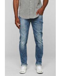 64e37eff4e5 Levi's | Blue 511 Damaged Stone Slim Jean for Men | Lyst Slim Jeans, Stone