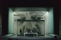 La clemenza di Tito set design - Google Search