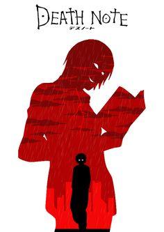 Death Note Poster 5 by Itachi-G on DeviantArt