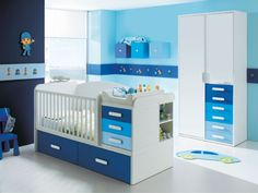 Cuna convertible Baby Room Design, Baby Room Decor, Unique Cribs, Best Baby Cribs, Baby Beds, Bedroom Furniture Design, Kids Bedroom, Filing Cabinet, Toddler Bed