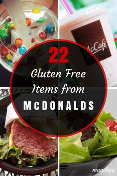 22 Gluten Free Items You Must Try at McDonalds