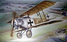 Fokker B II series 0.36