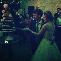 #CatchingFire star Sam Clafin and wife Laura Haddock