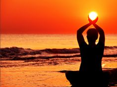 holding the sun in your hands and also in your heart