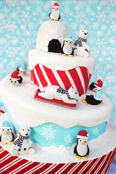Polar cake