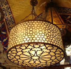 Ceiling Pendant Lamps Chandelier Laser Cut