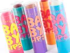 Unsung Makeup Heroes: Maybelline Baby Lips Lip Balms / Pink Punch