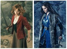 "Beautiful Gender Swapped ""The Hobbit"" Cosplay"