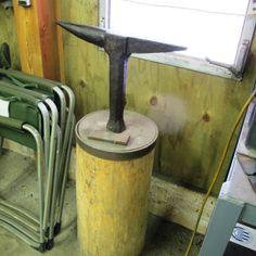 Bickern or T-stake