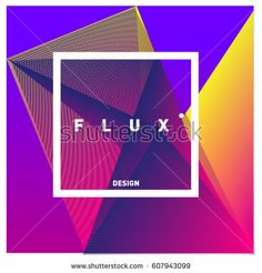 Abstract minimal design background. Design for business brochure layout, modern cover, poster, futuristic banner with geometric dynamic shapes, lines, texture. Vector illustration