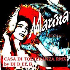 ROCCO GRANATA - MARINA (CASA DI TOLLERANZA RMX by DJ DEL B.) von DJ DEL B. auf SoundCloud Dj, Comic Books, Comics, Cover, Movie Posters, Home, Drawing Cartoons, Popcorn Posters, Comic