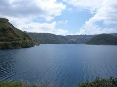 Lago cuicocha | Flickr: Intercambio de fotos