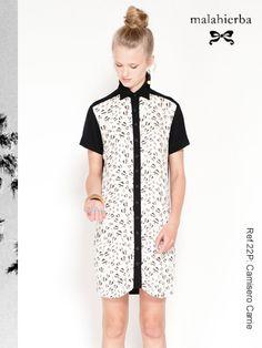 Malahierba ropa de mujer diseñada y fabricada en Barcelona