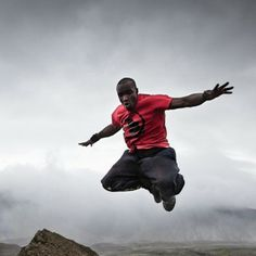 Sebastien Foucan is the creator and founder of freerunning. He started freerunning as a hobby with childhood friends, but it evolved into a means of finding discipline and focus, and he believes it can help a person find their way in life. He made his acting debut in 2006 as a villain in the 21st James Bond film Casino Royale, and continues to teach the art of freerunning through his academy.