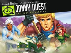 The Real Adventures Of Jonny Quest: The Complete First Season (26 Episodes) Amazon Instant Video ~ J.D. Roth, http://www.amazon.com/dp/B00FDZPC46/ref=cm_sw_r_pi_dp_43qkxb0QVW41D