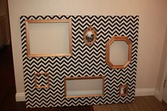 Ruffled® | See ads - Chevron Photo booth Backdrop - Backdrops