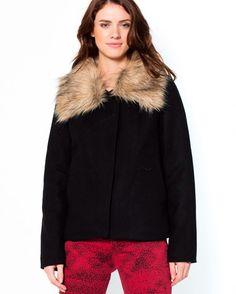 Fur Coat, Om, Grey, Fashion, Ash, Gray, Moda, La Mode, Fur Coats