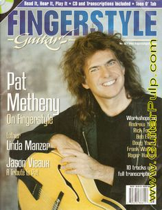 #48 Fingerstyle Guitar Magazine – Tommy Emmanuel – Awesome ...