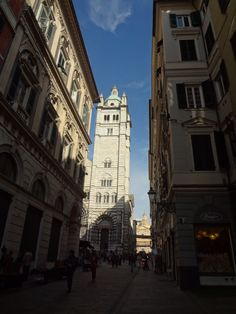 San Lorenzo Cathedral, Genova, Liguria, Italy {photo by Cat Bouthillier}
