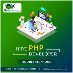 PHP Developers develop programs, applications, and web sites using the dynamic scripting language PHP. PHP is known for web development and business applications. Depending on job function, PHP developers may be classified as software developers or web developers. #php #websites #phpdevelopers #html #css #javascript #programming Application Development, Design Development, Software Development, Pay Per Click Advertising, Search Engine Optimization, Php, Programming, Alphabet