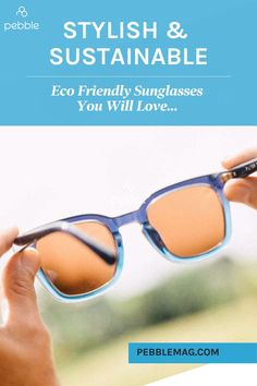 Want to look great and save the planet? You need our Top 10 guide to ethical sunglasses. The best eco-friendly sunnies brands that use recycled materials, sustainable wood or give back to help the world be better place. Find your sustainable fashion aesthetic AND embrace planet friendly living.. Vegan Clothing, Ethical Clothing, Eco Brand, Brand You, Sustainable Style, Sustainable Fashion, Ethical Fashion Brands, Eco Friendly Fashion, Vegan Shoes