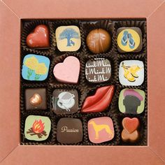 Mink Chocolates in Vancouver - Best Chocolate Shops In Canada #Valentine #Chocolate