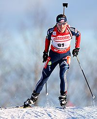 Hannah Dreissigacker is a Dartmouth engineering and studio art graduate who is also an Olympian.