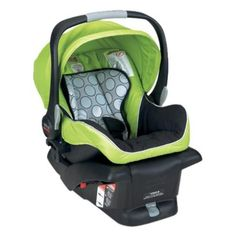 Britax - B-Safe Infant Car Seat - Kiwi- Wish Baby Registry
