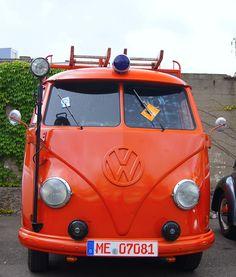 VW Bus T1 Feuerwehr
