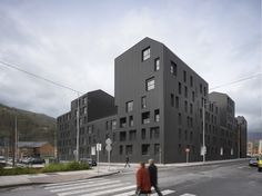 Vivazz, Mieres Social Housing / Zigzag Arquitectura