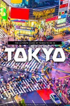 Here's the ultimate list of things to do in Tokyo as grouped per district in order to save you time & effort in organizing your itinerary! // #Travel #Tokyo Tokyo Japan Travel, Japan Travel Guide, Go To Japan, Visit Japan, Asia Travel, Japan Trip, Tokyo Trip, Tokyo Tourism, Visit Tokyo
