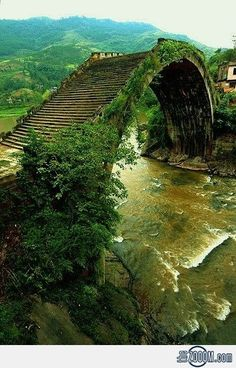 Ponte da Dinastia Ming, China. || Ming Dynasty Bridges, China