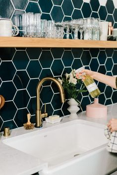 DIY: All-Natural Citrus-Infused Cleaners (and An Ode to Messy People)