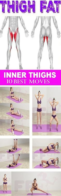 10 Moves for Terrifically Toned Inner Thighs
