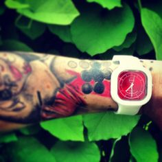 Fresh picture of a Fresh watch!  1 watch= 1week of education #watches #design #socialbrand #Fresh #Fashion