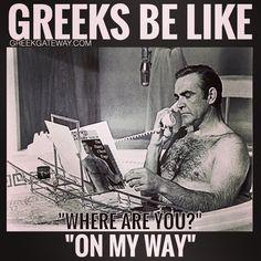 HAHA - Well that explains it! Greek Memes, Funny Greek, Greek Quotes, Greek Sayings, Bright Side Of Life, Greek Language, Greek Music, Greek Culture, Greek Words
