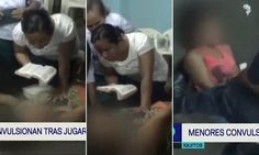 Mexican teenagers EXORCISED after they try to summon mythical demon