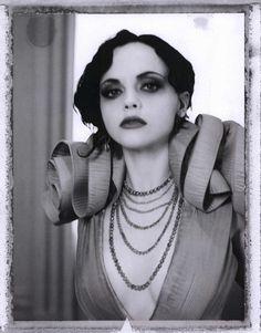 Christina Ricci She should do a vampire role