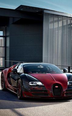 Bugatti Veyron Grand Sport La Finale - #300 of 300. Exquisite Run.