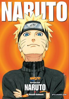 Naruto Illustrations Art Book (Color)